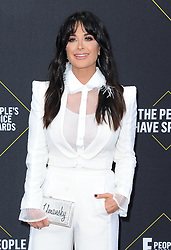 Kyle Richards at the 2019 E! People's Choice Awards held at the Barker Hangar in Santa Monica, USA on November 10, 2019.