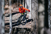 Testing the Sony camera gear and the 400mm/f2.8 lens, along with the 135mm/f1.8, and 12-24mm/f4. Jon Posner was getting rad for me on the MTB in Patapsco Park.