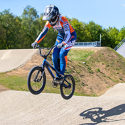 05-05-2020: Wielrennen: BMX KNWU: Papendal <br />