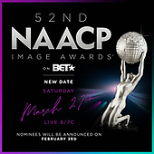 March 27, 2021 (USA): 52nd NAACP Image Awards - Promo