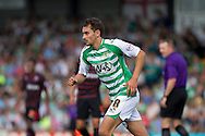 Edward Upson of Yeovil during the Skybet championship match, Yeovil Town v Reading at Huish Park in Yeovil on Saturday 31st August 2013. <br /> Picture by Sophie Elbourn, Andrew Orchard sports photography,  <br /> c