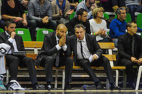 TJ PARKER / Nordine GHRIB  - 29.12.2014 - Lyon Villeurbanne / Le Havre - 16e journee Pro A<br />Photo : Jean Paul Thomas / Icon Sport