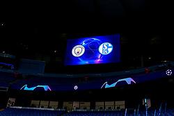 A general view of The Etihad Stadium, ahead of the UEFA Champions League Round of 16, 2nd leg between Manchester City and Schalke - Mandatory by-line: Robbie Stephenson/JMP - 12/03/2019 - FOOTBALL - Etihad Stadium - Manchester, England - Manchester City v Schalke - UEFA Champions League, Round of 16, 2nd leg