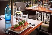 Outdoor dining, Morpeth, NSW, Australia