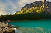 Canadian Rocky Mountains, Banff National Park, Alberta, Lake Louise