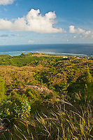 Guam National Historical Park, Asan Unit overlook of battlefield and watershed area