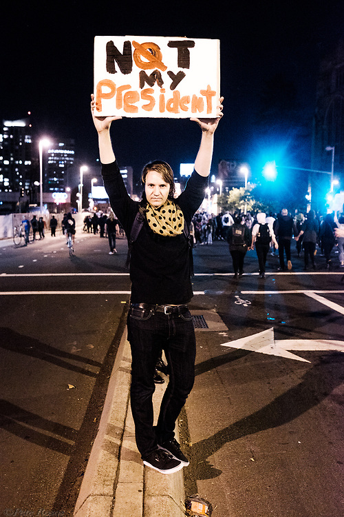 Post Election Protest