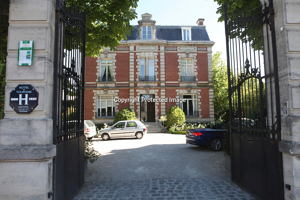 hotel in Epernay, France