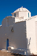 The Byzantine church of Ayios Nikolaos Moulos, Krypseli, Aegina, Greek Saronic Islands .<br /> <br /> If you prefer to buy from our ALAMY PHOTO LIBRARY  Collection visit : https://www.alamy.com/portfolio/paul-williams-funkystock/aegina-greece.html <br /> <br /> Visit our GREECE PHOTO COLLECTIONS for more photos to download or buy as wall art prints https://funkystock.photoshelter.com/gallery-collection/Pictures-Images-of-Greece-Photos-of-Greek-Historic-Landmark-Sites/C0000w6e8OkknEb8