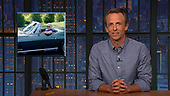 """August 09, 2021 - NY: NBC's """"Late Night With Seth Meyers"""" - Episode: 1175A"""