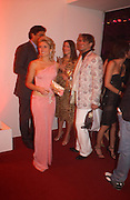 Hofit Golan and Tamara Mellon. Glamour Women Of The Year Awards 2005, Berkeley Square, London.  June 7 2005. ONE TIME USE ONLY - DO NOT ARCHIVE  © Copyright Photograph by Dafydd Jones 66 Stockwell Park Rd. London SW9 0DA Tel 020 7733 0108 www.dafjones.com