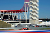 ALONSO Fernando (Spa) Ferrari F14T action during the 2014 Formula One World Championship, United States of America Grand Prix from November 1st to 2nd 2014 in Austin, Texas, USA. Photo Eric Vargiolu / DPPI.