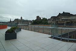 Scottish Secretary of State David Mundell received the keys to the new UK Government building in Edinburgh.<br /> <br /> The new hub is due to open in early 2020 and bring together nearly 3,000 UK Government civil servants.<br /> <br /> Pictured: General views of the building<br /> <br /> Alex Todd   Edinburgh Elite media