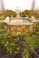 Lewis Ginter Botanical Garden, Richmond, Virginia USA