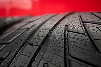 Paddock Michelin Tyre 24hr Le Mans 16th June 2016