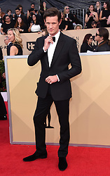 24th Annual Screen Actors Guild Awards held at the Shrine Exposition Center. 21 Jan 2018 Pictured: Matt Smith. Photo credit: OConnor-Arroyo / AFF-USA.com / MEGA TheMegaAgency.com +1 888 505 6342