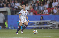 Abby DAHLKEMPER (USA) in action during the match of 2019 FIFA Women's World Cup France group F match between USA and CHILE, at Parc Des Princes stadium on June 16, 2019 in Paris, France. Photo by Loic BARATOUX/ABACAPRESS.COM