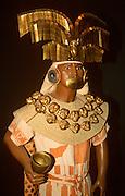 PERU, PREHISPANIC, GOLD Moche (Mochica) Lord of Sipan Tomb