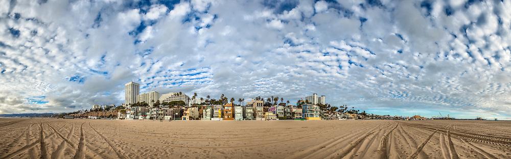 Santa-Monica-Beach-Pano_01 Panorama