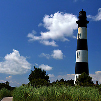 Bodie Island Lighthouse in Outerbanks, North Carolina