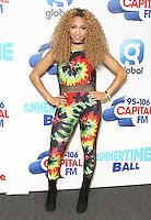 Imani, Capital FM Summertime Ball 2016, Wembley Studium, London UK, 11 June 2016, Photo by Brett D. Cove
