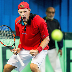 20151030: SLO, Tennis - Davis Cup Slovenia vs Lithuania, Day 1