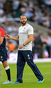 Twickenham, England.  QBE International. England vs France [World cup warm up match]  Andy FARRELL,  {DOW}, {DATE}, <br /> <br />   [Mandatory Credit. Peter SPURRIER/Intersport Images.