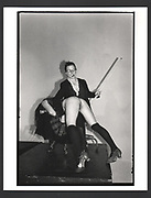 Victorian Spanking Society party. Industria ?Superstudio. New York. December 1994.Exhibition in a Box