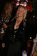 Pamela Stephenson, Opening of Spamalot at the Night Palace Theatre and afterwards at Freemasons Hall Gt. Queen St.  London. 17 October 2006. -DO NOT ARCHIVE-© Copyright Photograph by Dafydd Jones 66 Stockwell Park Rd. London SW9 0DA Tel 020 7733 0108 www.dafjones.com