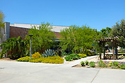 School Grounds on Campus at California State University Fullerton