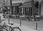 Berlin GERMANY  Lunchtime, Restaurant Oranienburger Str. Berlin-Mitte, District. Tuesday    20/04/2010  [Mandatory Credit. Peter Spurrier/Intersport Images]. Street Photos