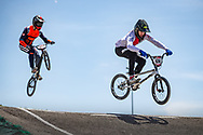 2021 UCI BMXSX World Cup<br /> Round 2 at Verona (Italy)<br /> Qualification<br /> ^mu#650 DUSSEX, Lucien (SUI, MU)