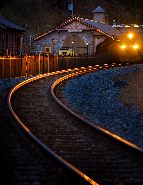 Completed by the Baltimore and Ohio Railroad in 1830, Ellicott City Station in Historic Ellicott City, is the oldest surviving railroad station in America and the site of the original terminus of the first 13 miles of commercial track ever constructed in America.