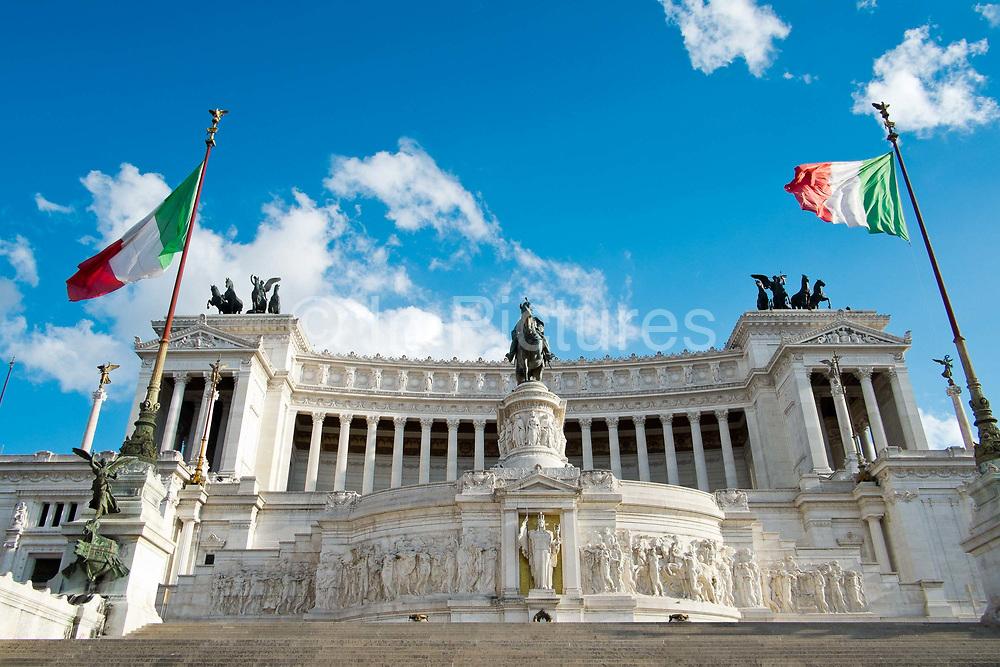 Altar of the fatherland / Altare della Patria, Rome, Italy.