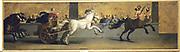 The Education of Achilles: Chariot Racing'.  Jean Baptiste de Champaigne (1631-1684) French painter.