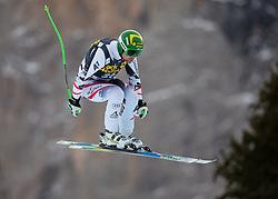 18.12.2013, Saslong, Groeden, ITA, FIS Ski Weltcup, Groeden, Abfahrt, Herren, 1. Traininglauf, im Bild Klaus Kroell (AUT) // Klaus Kroell of Austria in action during mens 1st downhill practice of the Groeden FIS Ski Alpine World Cup at the Saslong Course in Gardena, Italy on 2012/12/18. EXPA Pictures © 2013, PhotoCredit: EXPA/ Johann Groder