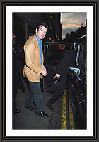 Peirs Brosnan<br /> Museum-quality Archival signed Framed Photograph (Limited Edition)