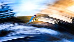 17.12.2016, Nordische Arena, Ramsau, AUT, FIS Weltcup Nordische Kombination, Skisprung, im Bild Vinzenz Geiger (GER) // Vinzenz Geiger of Germany during Skijumping Competition of FIS Nordic Combined World Cup, at the Nordic Arena in Ramsau, Austria on 2016/12/17. EXPA Pictures © 2016, PhotoCredit: EXPA/ JFK
