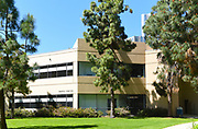 The Medical Sciences Building on the Campus of the University of California Irvine, UCI