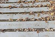 Art Public, Parc du Mont-Royal, Montréal, Québec Canada
