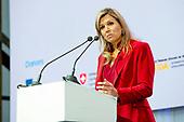 Koningin Maxima bij Initiatief voor Duurzame Handel