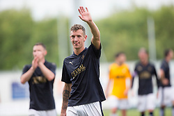 Falkirk's Aaron Muirhead. Falkirk 3 v 1 East Fife, Petrofac Training Cup played 25th July 2015 at The Falkirk Stadium.