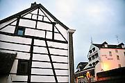 Nederland, Epen, 8-2-2014Een vakwerkhuis in het centrum van dit dorp in Zuid limburg, Zuid-Limburg. Het is geliefd vanwege de mooie omgeving en de ligging in het Geuldal.Foto: Flip Franssen/Hollandse Hoogte