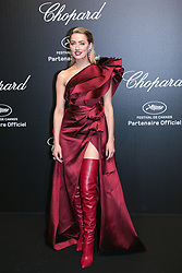 Celebrities attends at Chopard *LOVE* Party in Cannes, France. 18 May 2019 Pictured: Amber Heard. Photo credit: Savio / MEGA TheMegaAgency.com +1 888 505 6342