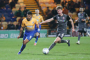 Mansfield Town v Lincoln City 180319