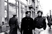 Billy Bragg in Moscow 1988