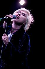 Debbie Harry and Blondie 2002