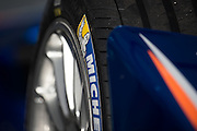 March 14, 2015 - FIA Formula E Miami EPrix: Michelin Formula E tire