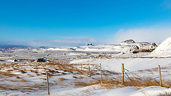 THEMENBILD - Vestfjaroeavegur Reykholahreppur, aufgenommen am 23. Oktober 2019 in Island// Klofningsvegur Dalabyggo, Iceland on 2019/10/23. EXPA Pictures © 2019, PhotoCredit: EXPA/ Peter Rinderer