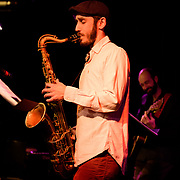 Taken at PMAC's 10 Years of Jazz Night Friday night show at The Music Hall Loft in Portsmouth, NH. March 10, 2017